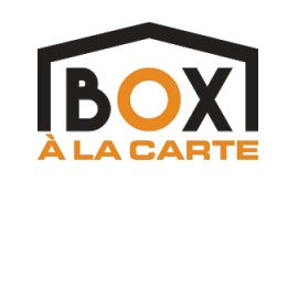 BOX à la Carte Self Stockage sur mesure